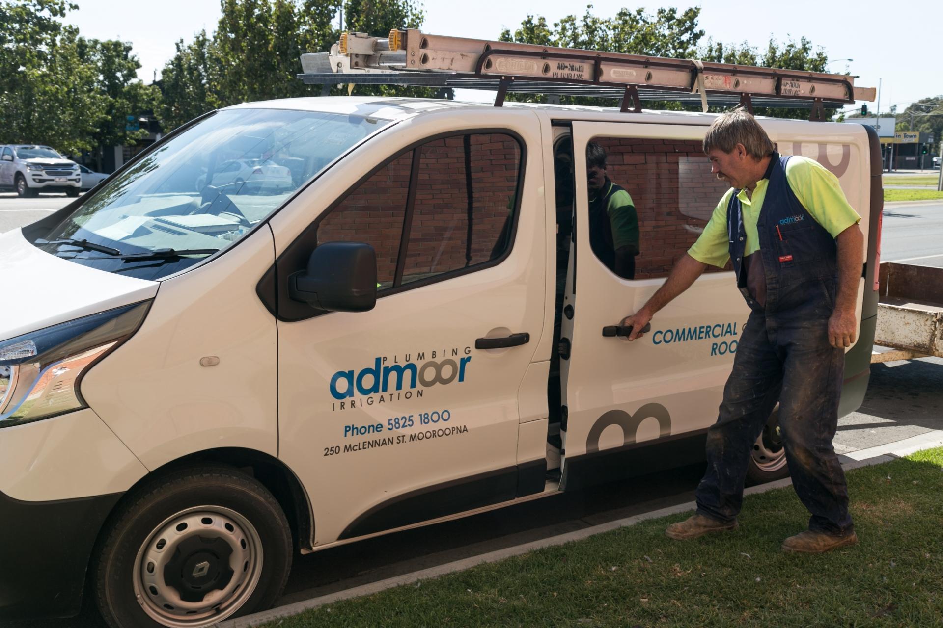 About Us Admoor Plumbing